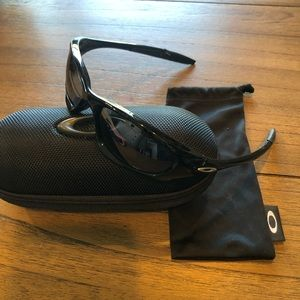 Original Black reflective Oakley sunglasses